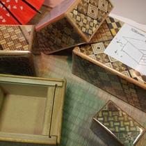 寄木秘密箱 Magic Box
